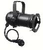 Projector Black PAR16 (GU-10 socket)