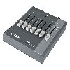 SDC-6 6-Kanaals DMX-tafel + Master