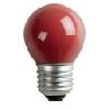 (er) Lamp Rood (240V/25W) met E27 socket