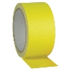 Tape 50mm Yellow neon fluo, 25m
