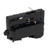 Powerrail 3-fazige adapter, zwart
