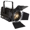 COB-Led Theaterspot 250W WW,  electronic zoom 10-50, zwart