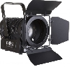 COB-Led Theaterspot 50W WW, manual zoom 12-50, zwart