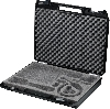 Koffer zwart PVC G3 reeks (503168)