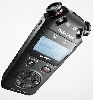Handheld audio recorder