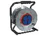 Prof. Kabelhaspel 25m H07RN-F 3G2.5, 4 Shucko's, anti-twist