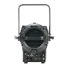 COB-Led Theaterspot 150W 3000k WW,  Manual zoom 18-52, zwart