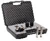 2x Condensator microfoon incl RM5 & WS5+case