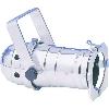 Projector silver PAR16 (GU-10 socket)