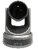 PTZ-Camera 12x optical zoom, 3G-SDI,HDMI,IP, CVBS, 1920*1080p, gray