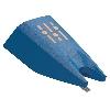 Vervangnaald MKII DJ (spherical) - blauw