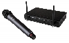 Wireless UHF diversity receiver + micro