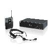 Draadloze headset ME3 + ontvanger
