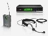 EM10 ontvanger +SK20 Beltpack +ME3 headset