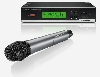 EM10 ontvanger +SKM65 cond. draadl. microfoon