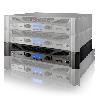 XTi versterker 650W/8Ohm, 1200W/4Ohm, 1600W/2Ohm